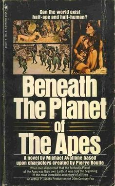 Beneath the Planet of Apes