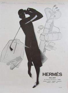 Hermes golf 1929