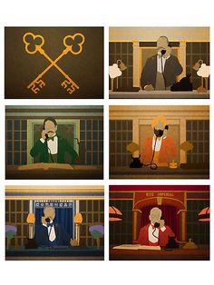 Society of the Crossed Keys by godzillagirl