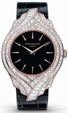 Basel Ladies Watches 2014: Patek Philippe, Omega, Rolex