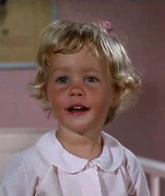 Tabitha - Samantha and Darrin's 1st born - Bewitched (animated) from http://freakingbewitched.tumblr.com/page/9