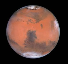 Cosmic Spew: CPOD 8.7.12: Mars From The Hubble Space Telescope