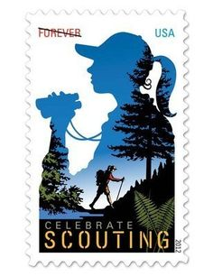 "Celebrate Scouting sheet of 20 x Forever U.S. Postage Stamps NEW . $10.50. One (1) Sheet Of Celebrate Scouting Sheet of 20 x Forever us Postage  Stamps Each sheet of 20 x Forever United States Postage Stamps.2012   These Stamps can be used for First Class Mail, or collection              With the Celebrate Scouting (Forever®)  stamp, the U.S. Postal Service honors scouting organizations for the  opportunities they provide for millions of youths.A ""sister"" stamp to  ..."