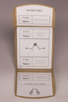 Image of Kit de pedida