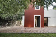 remash:  rural house rehab ~ cyril chenebeau architect | photos aldo amoretti a+a