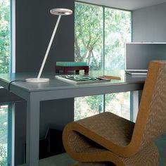 Lampe de table LED Itis dessinée par Naoto Fukasawa