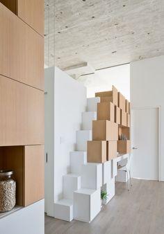 SABO Project (США). Бруклинско-заводской лофт : «Д.Журнал» — журнал о дизайне и архитектуре