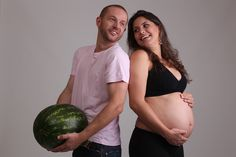 https://flic.kr/p/GGvMUT | Pregnant Couple - By F. Riesemberg