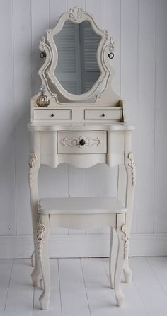 Small Dressing Table French Design