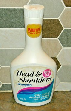 Those Were The Days, The Good Old Days, 90s Childhood, Childhood Memories, Head & Shoulders, Dandruff, Health And Beauty, The Originals, Bath Time