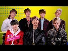 BTS Talk Dream Collab Goals - YouTube