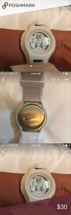 Nike Women Watch NWOT Nike Water Resistant Watch with stop watch action.  Universal wear NWOT Nike Accessories Watches
