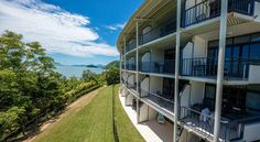 Amaroo At Trinity Trinity Beach This beachfront resort offers clear ocean views of Trinity Beach. Amaroo's spacious studios and suites have balconies overlooking the sea.  Shopping, restaurants, and the sandy beaches are within walking distance.