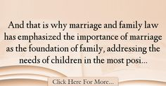 John Boehner Quotes About Marriage - 44402