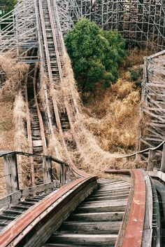 Lost | Forgotten | Abandoned | Displaced | Decayed | Neglected | Discarded | Disrepair | Nara Dreamland, an abandoned theme park in Nara, Japan.