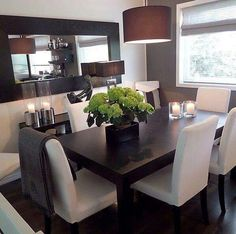 40 Beautiful Modern Dining Room Ideas  Small Dining Rooms Small Simple Dining Room Mirrors Modern Review