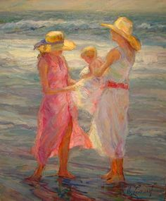 Beach Time - Copyright  Diane Leonard, http://www.dianeleonard.com
