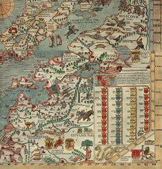 1539-Samogethia-and-Lituania - Великое княжество Литовское — Википедия