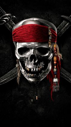 {^Film-complet^} Pirates of the Caribbean: On Stranger Tides Streaming VF - 2011 Film Complet # # Pirate Art, Pirate Skull, Pirate Life, Caribbean Art, Pirates Of The Caribbean, Jack Sparrow Tattoos, Jack Sparrow Wallpaper, Films Marvel, Black Pearl Ship