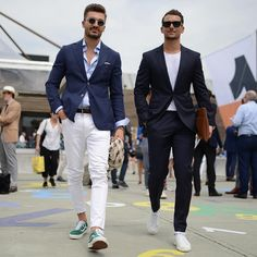 Men's Street Style Inspiration #16