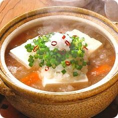 霙(みぞれ)豆腐鍋 (レシピNo.1732)|ネスレ バランスレシピ