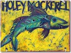 Holey Mackerel