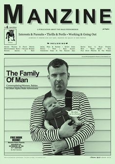Manzine, #4 on Magpile #cover #multiply #grafica #magazine
