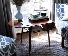Small-Space Decorating Ideas from a Designer's Studio Apartment, small scale pieces and multi tasking