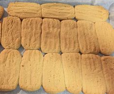 Recipe Easy Scotch Finger Biscuits by sharoncullen - Recipe of category Baking - sweet