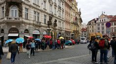 https://flic.kr/p/vUvSm3 | 20150521_104511 | Major street of the old town in #Prague