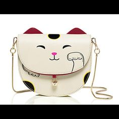 NWT Adorable Kate Spade RARE Tonti Street Cat Crossbody Sold Out Purse in  Clothing 06ad4a77c1b74