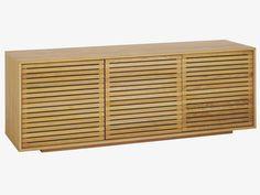 MAX Neutre Bois Rangement salle à manger - Etagères et rangements - Habitat  Taille: l.180 x H.63 x P.45 cm  650 -