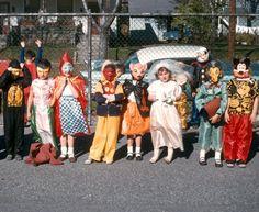 gravesandghouls:  Halloween c. 1960s