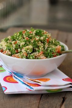 15 ways to prepare tabbouleh