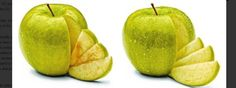 """Llegan las manzanas de ingeniería genética. ...""""Otro experimento en seres humanos... sin una buena razón alimentaria"""", ha indicado el director de la OCA Ronnie Cummins"""