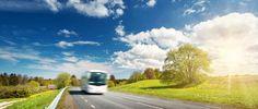 Bussreiser i kristen regi Country Roads, Viajes