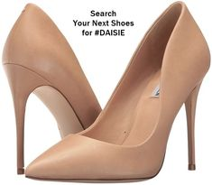 The Daisie pump offers an alluring silhouette that never goes out of style!