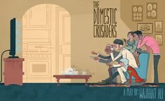 The Domestic Crusaders - McSweeney's by Daniel Krall