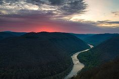 The New River Gorge featured in National Parks Traveler