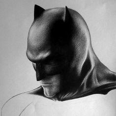 Batman / ceruza rajz /megrendeles /üdv Ben a 6 rajzolója