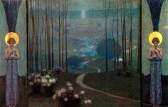 Wilhelm Bernatzik, Entrance to Paradise, 1900