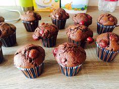 Schoko - Kirsch - Muffins, ein sehr leckeres Rezept aus der Kategorie Kuchen. Bewertungen: 239. Durchschnitt: Ø 4,5.