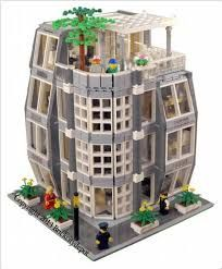 """I really like the way this building """"bulges"""".  Great idea :)"""