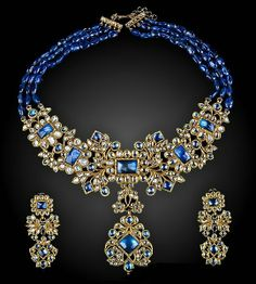 Alpana Gujral jewelry designer collection necklace