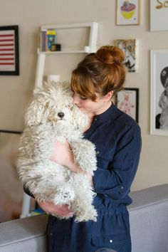Tricky Transitions: Moving In With a Partner (and His Pet) | Apartment Therapy