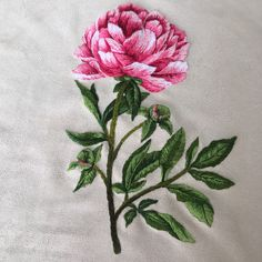Marvelous Crewel Embroidery Long Short Soft Shading In Colors Ideas. Enchanting Crewel Embroidery Long Short Soft Shading In Colors Ideas. Embroidery Hoop Crafts, Christmas Embroidery Patterns, Crewel Embroidery Kits, Couture Embroidery, Flower Embroidery Designs, Embroidery Monogram, Machine Embroidery Projects, Embroidery Patterns Free, Embroidery Techniques