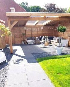 Small Yard Landscaping, Backyard Garden Landscape, Small Backyard Design, Backyard Patio Designs, Small Backyard Landscaping, Backyard Projects, Small Patio, Backyard Ideas, Landscaping Ideas