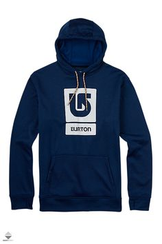Burton Men's Oak Pullover Hoodie, True Blue Heather, S Snowboarding Outfit, Burton Snowboards, Suits You, Pullover, Hoodies, Model, Jackets, Fall, Shopping