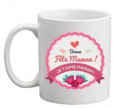 Mug Bonne Fete Je t'aime Maman