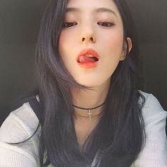 ulzzang, girl, and korean 이미지 Uzzlang Girl, Girl Face, Korean Beauty, Asian Beauty, Corpo Sexy, Beautiful Asian Women, Japanese Girl, Asia Girl, Pretty Face